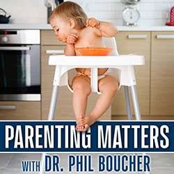 Cover art for Parenting Matters
