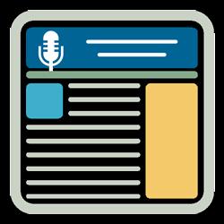 podcast websites icon